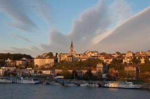 O zi la Belgrad