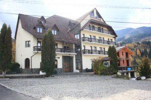 Craciun & Revelion Borsa, Hotel Cerbul