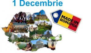 OFERTA 1 DECEMBRIE ROMANIA