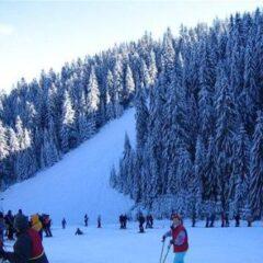 Ski la Baisoara